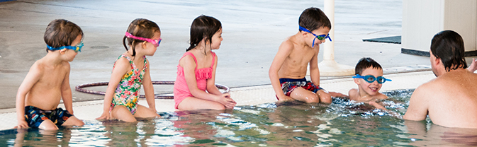 swim lessons lrc