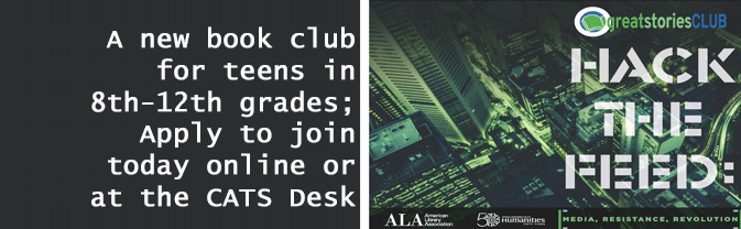 The Library and Youth Center are partnering to host a school-year book club for at-risk youth.