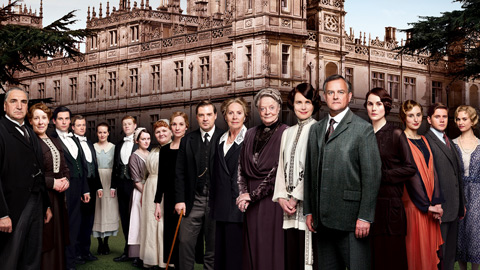 Grab an Experience Bag and immerse yourself in Downton Abbey!