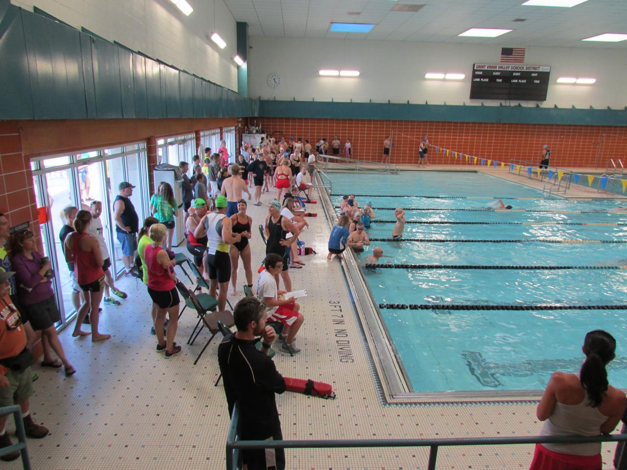 Longmont triathlon swim city of longmont colorado - Public swimming pools tri cities wa ...