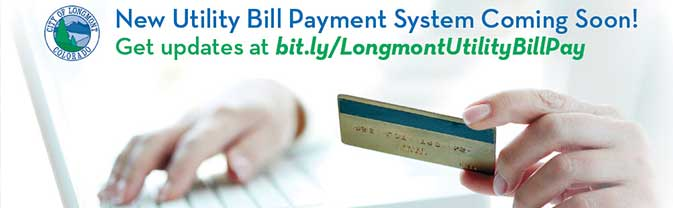 New Utility Bill Payment System Coming Soon!