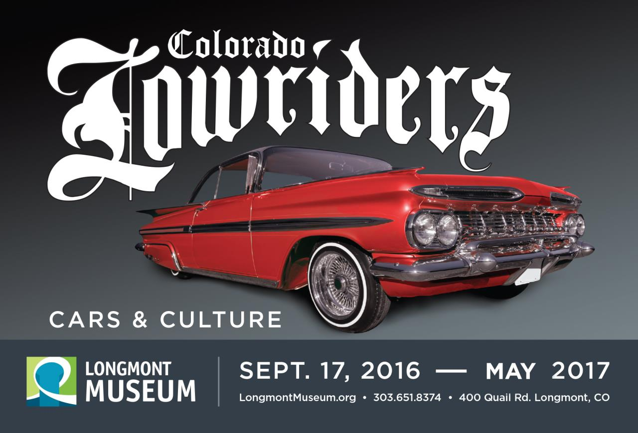 Lowriders Cars And Culture