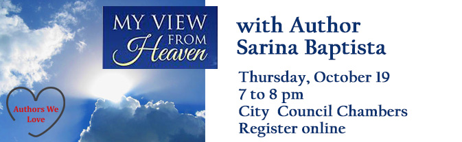 Hear author Sarina Baptista's incredible story of losing her child and discovering heaven.