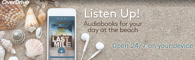 Download a free audiobook for your next lazy beach day.