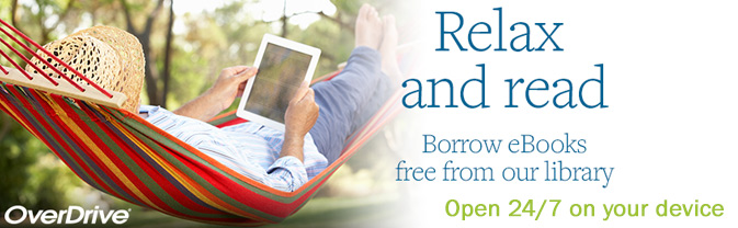 Relax this summer with a free eBook on your mobile device.