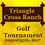 triangle cross ranch golf tournament thumbnail
