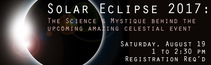 This amazing library program will prepare you for the historic solar eclipse on August 21.
