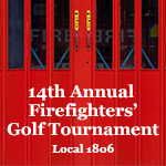 Local 1806b Firefighters Golf Tournament