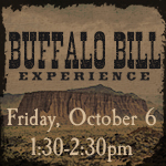 Buffalo Bill Experience at the Senior Center thumbnail