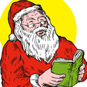 Come have a jolly storytime with Santa and Friends!