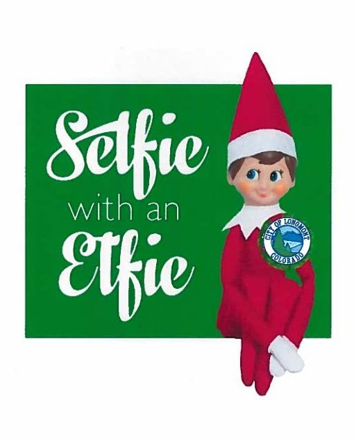 Elfie Selfie Elf on a Shelf