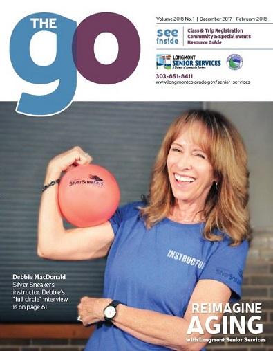 Debbie MacDonald's GO Catalog cover