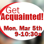 March 5th Get Acquainted Longmont Senior Services Thumbnail