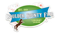 The Boulder County Fair sponsors the Library's Summer Reading Program.