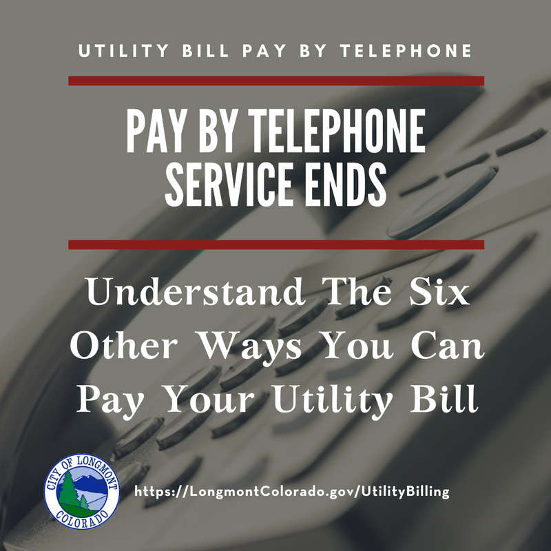 Pay By Phone Service Ends