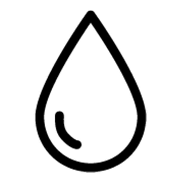 square droplet