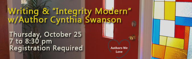 Denver author Cynthia Swanson will be coming to library to talk about writing her fiction set in the mid-20th century.