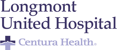 LUH longmont united hospital logo