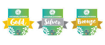 Businesses enrolled in SBP can be awarded Gold, Silver or Bronze levels