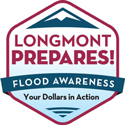Longmont Post Flood Awareness