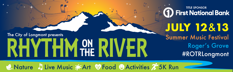 Rhythm on the River, July 13-14, 2018