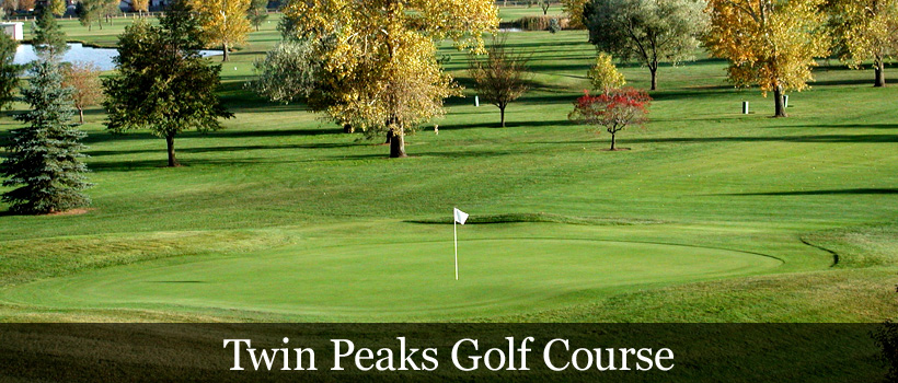 Twin Peaks Golf Course