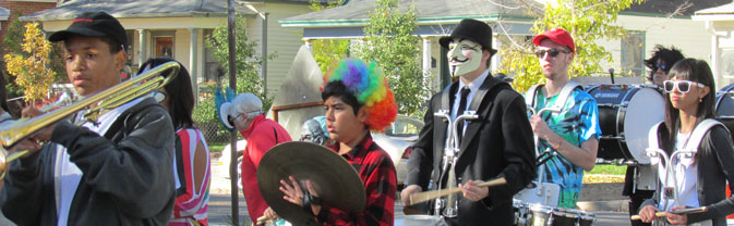 Halloween Parade and Trick or Treat Street | City of Longmont ...