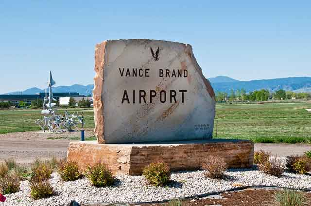 Longmont Hires New Airport Manager