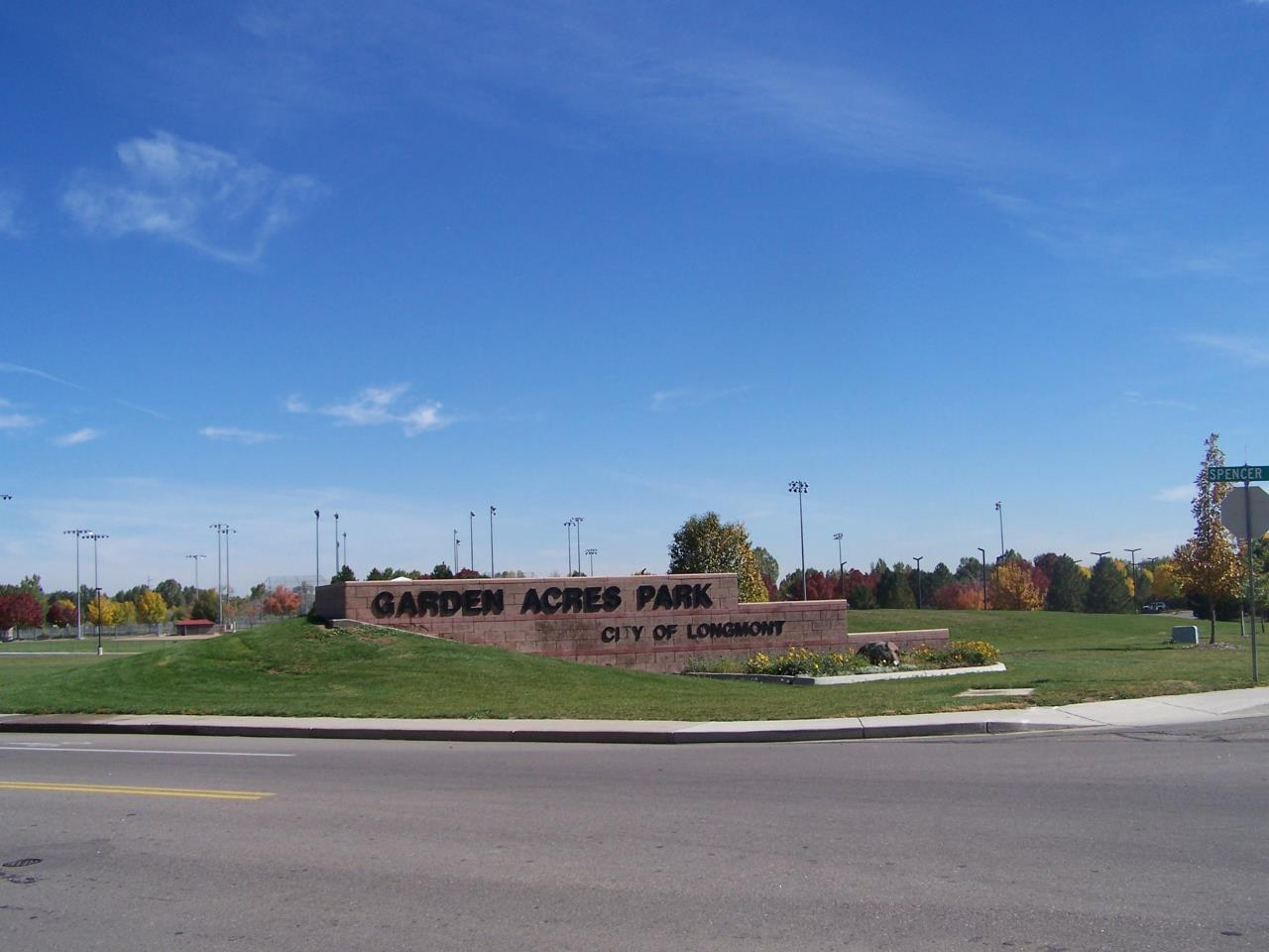 Park And Trail Finder City Of Longmont Colorado