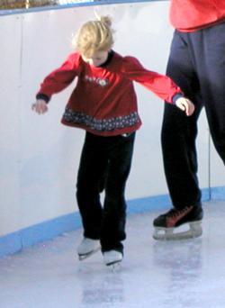 preschool  skater ice pavilion