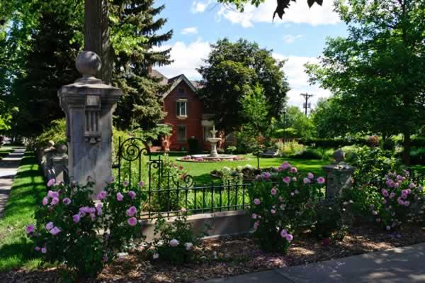 Callahan House Exterior | Callahan House Photos | City of Longmont ...