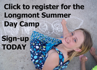 register for Longmont Summer Day Camp