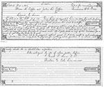 Lease agreement with david secor 1888