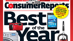 Access Consumer Reports magazine with your library card.