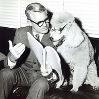 Cary Grant liked to read to his dogs!