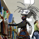 Bibli the Library Robot to Host First Storytimes on Sept. 9