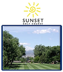 Go to the Sunset Golf Course webpage