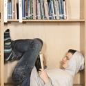 Get cozy and read all day long at our Winter Break Read-in for Teens.