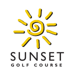 Sunset Golf Course Logo