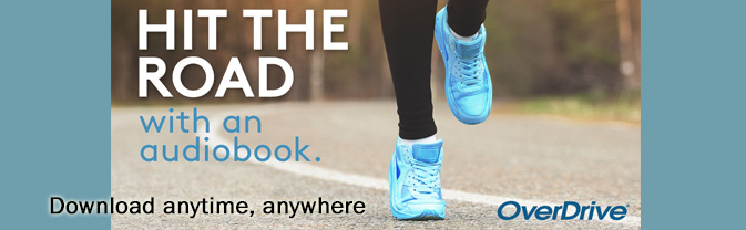 Exercise your mind while you're exercising your body -- download an audiobook on your mobile device today!