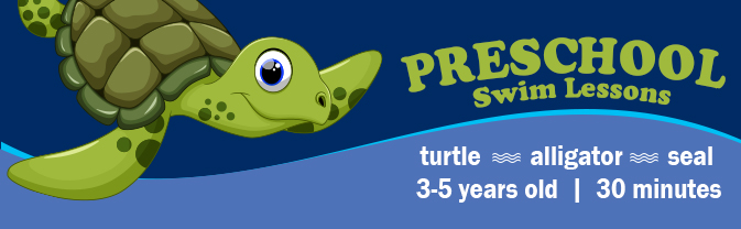 preschool swim lessons slider