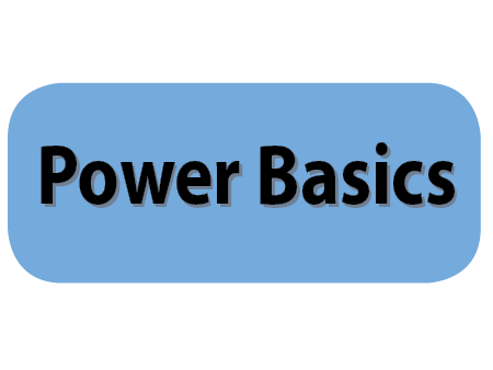 Electric basics button for Kids Page