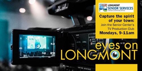 Eyes on Longmont TV Production Club