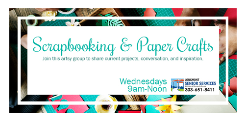 Scrapbooking and Paper Craft Group