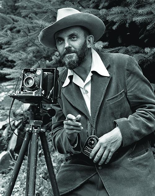 Ansel Adams: Early Works | City of Longmont, Colorado