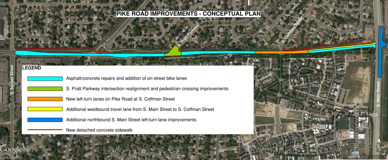 Pike Road Short Term Conceptual Plan