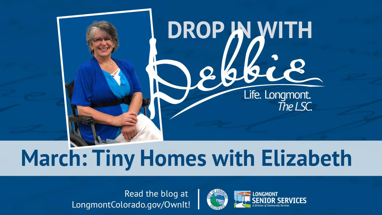 Drop In With Debbie: March Edition
