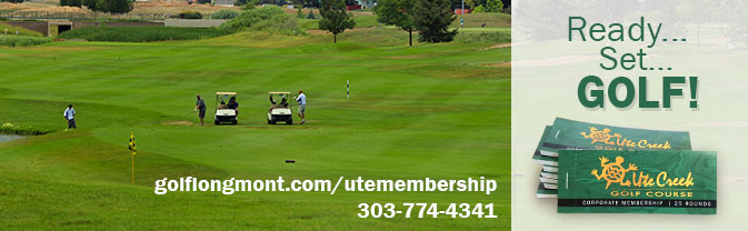 Ute Creek Corporate Membership Slider