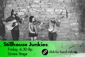 Stillhouse Junkies: Friday 6:30-8pm