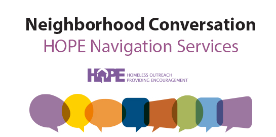 Neighborhood Conversation HOPE Navigation Services
